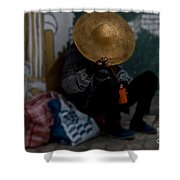 Red Cup Of Hope Shower Curtain