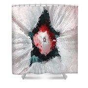 Red Eye Shower Curtain