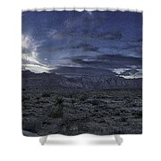 Red Rock Canyon State Park Shower Curtain