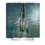 Special Mig Shower Curtain