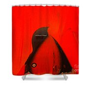 Red-y Shower Curtain