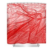 Red.285 Shower Curtain