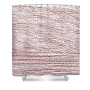 Red.315 Shower Curtain