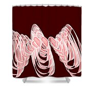 Red.482 Shower Curtain