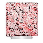 Red.532 Shower Curtain