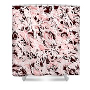 Red.533 Shower Curtain