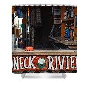 Redneck Riviera Shower Curtain
