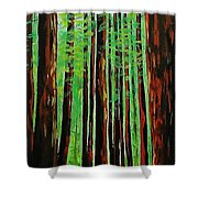 Redwoods Majestic 2 Shower Curtain