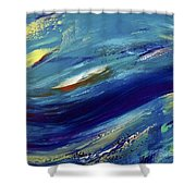Reef Shower Curtain