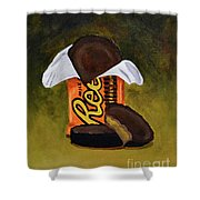 Reese's Shower Curtain
