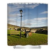 Reeth Shower Curtain