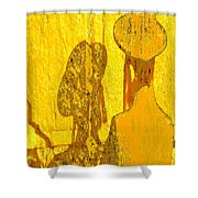 Reflecting Reflections Shower Curtain