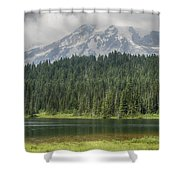 Reflection Lake Shower Curtain
