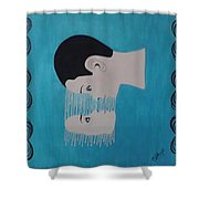 Reflection Of Your Soul  Shower Curtain