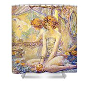 Reflections 1911 Shower Curtain