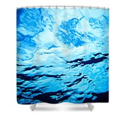 Reflections And Shadows Shower Curtain