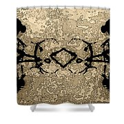 Reflections And Solitude Shower Curtain