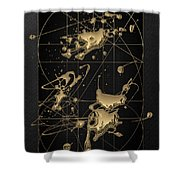 Reflections - Contemplation  Shower Curtain