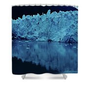Reflections - Glacier Shower Curtain