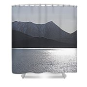Reflections King Cove Shower Curtain