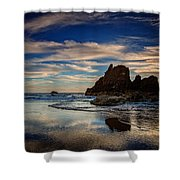 Reflections Of Arcadia Shower Curtain