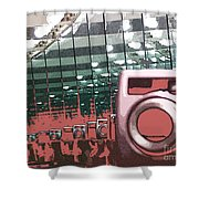 Reflections Of Photography Shower Curtain