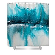 Reflections Of The Universe No. 2040 Shower Curtain