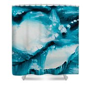 Reflections Of The Universe No. 2068 Shower Curtain