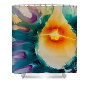 Reflections Of The Universe No. 2091 Shower Curtain