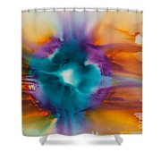 Reflections Of The Universe No. 2305   Shower Curtain