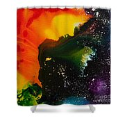Reflections Of The Universe No. 2318 Shower Curtain