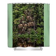 Reflective Colors Of Nature I I Shower Curtain