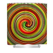 Refresh Your Mind With Tropical And Juicy Colors In Your Dinning Area Shower Curtain