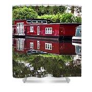 Regent Houseboats Shower Curtain