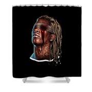 Reggae Shower Curtain