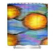 Reincarnation Shower Curtain