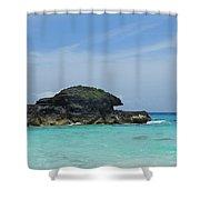 Relax At Horseshoe Bay Bermuda Shower Curtain