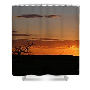 Relaxing Sun Shower Curtain