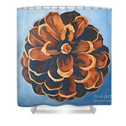 Released Shower Curtain