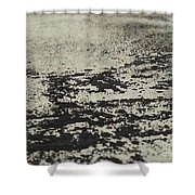 Remains 5 Shower Curtain