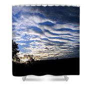 Remarkable Sky Shower Curtain
