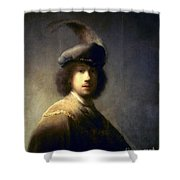 Rembrandt Van Rijn Shower Curtain