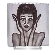 Remember The 20s Shower Curtain