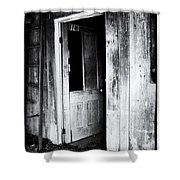 Remember The Past Shower Curtain