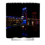 Remembering Paris 2015 Shower Curtain