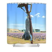 Remembrance Shower Curtain