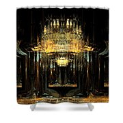 Hall Of Expectations Shower Curtain