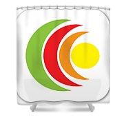 Remix - App Icon Shower Curtain