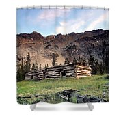 Remote Shower Curtain
