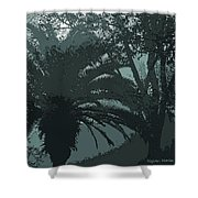 Rendezvous In The Fog Shower Curtain